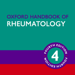 Oxford Handbook of Rheumatology, 4th Edition