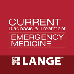 CURRENT Diagnosis & Treatment Emergency Medicine