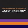 Oxford American Handbook of Anesthesiology