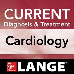 CURRENT Diagnosis & Treatment Cardiology