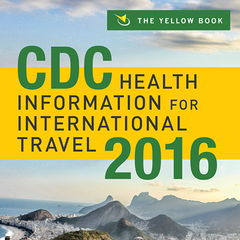 CDC The Yellow Book