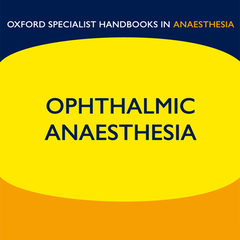 Ophthalmic Anaesthesia