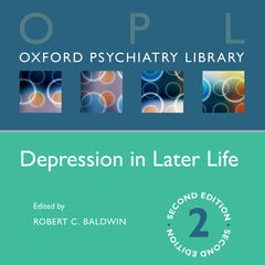 Depression in Later Life, Second Edition