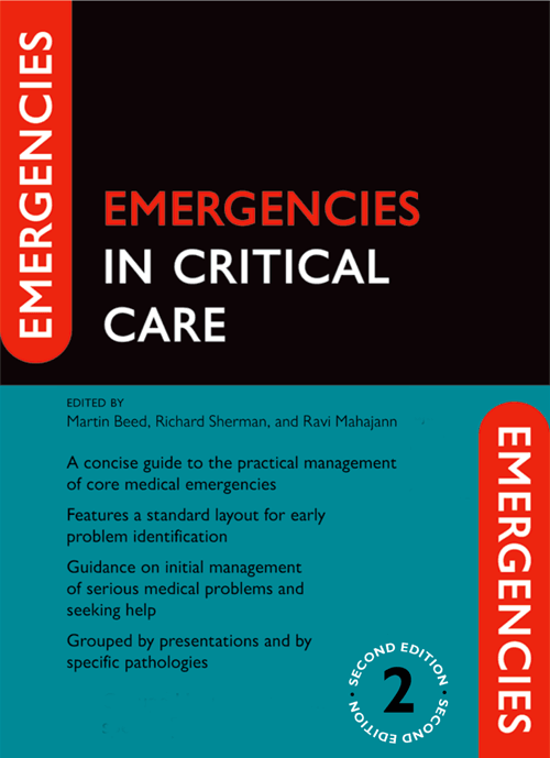 Emergencies in Critical Care, Second Edition