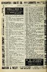 Dallas, Texas, City Directory, 1909