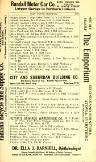 Fort Wayne, Indiana, City Directory, 1912
