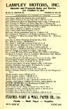 Millers Hendersonville, N.C., City Directory, 1950