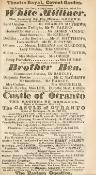 The Theatrical Observer and, Daily Bills of the Play, Jan 1, 1841