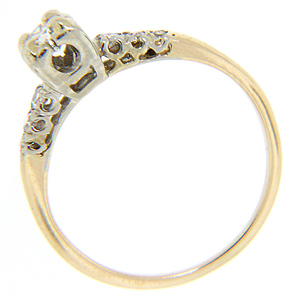 R2020 Antique Engagement Rings Marlene Harris Collection