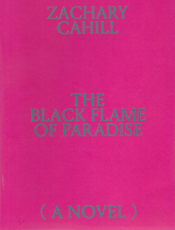 The Black Flame of Paradise - M HKA Ensembles