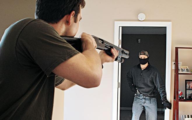 When Can I Shoot A Burglar?
