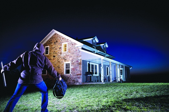 A Guide To Home Security Motion Sensors