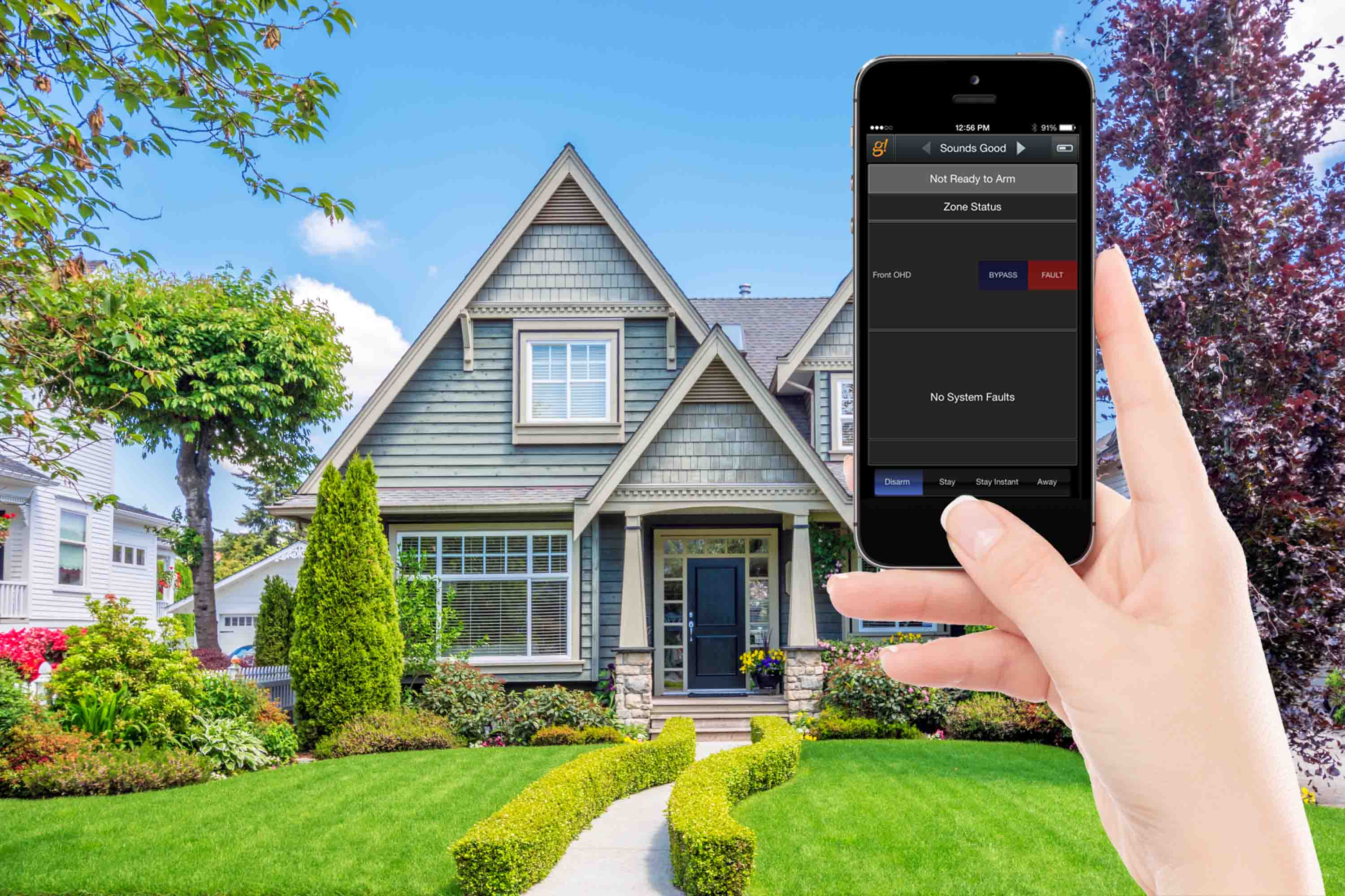 Why Smart Security Homes Sell Faster