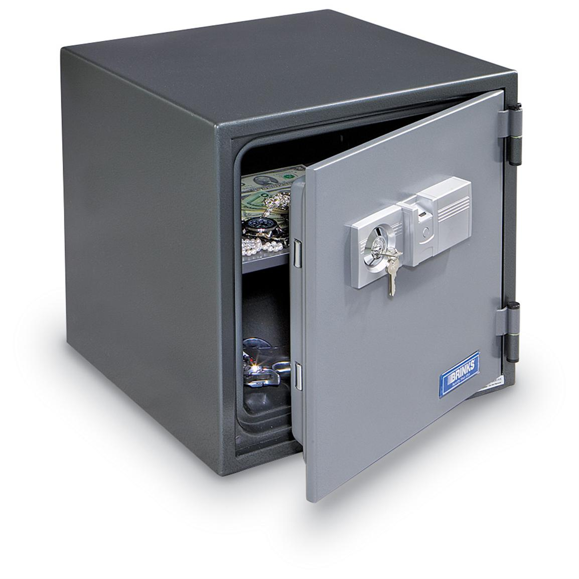 Brinks Fireproof Safe