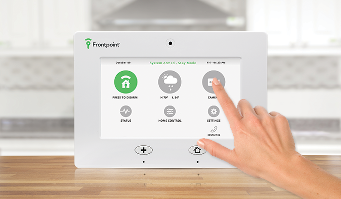 Frontpoint Touch Screen