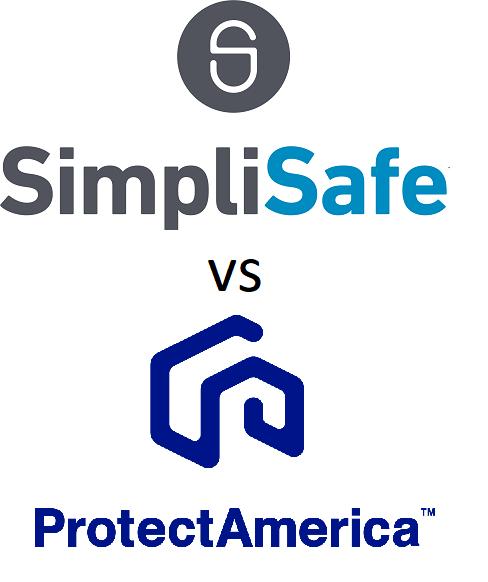 SimpliSafe vs Protect America