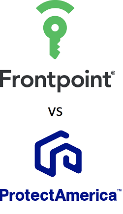 Frontpoint vs Protect America