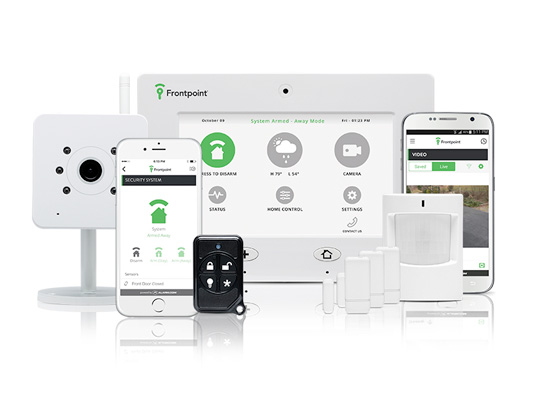 Frontpoint Home Security System