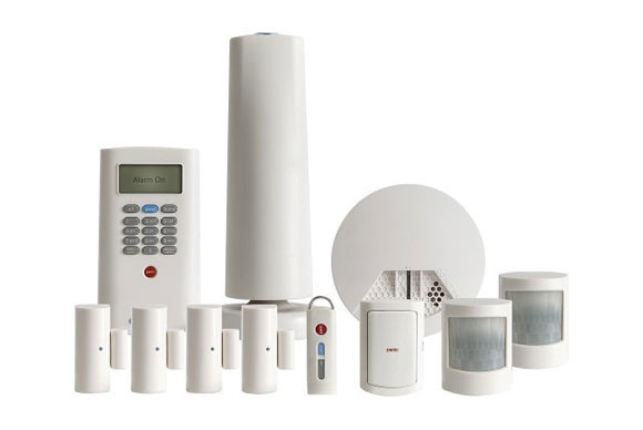 Simplisafe Security Equipment