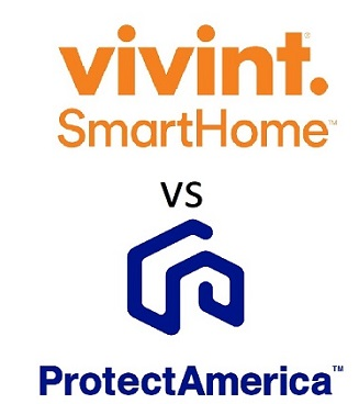 Vivint vs Protect America