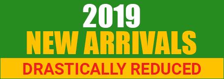 2019 New Arrivals