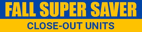 Fall Super Saver