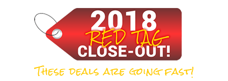 2018 Close-outs