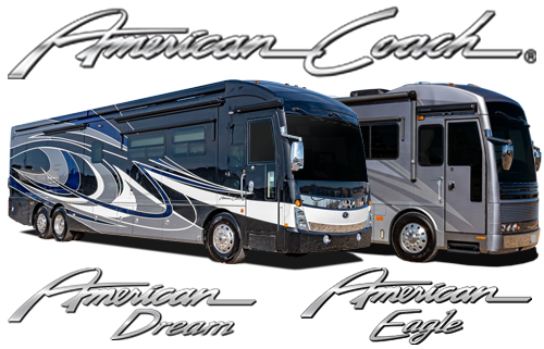 Sidebar American Coach Dream & Eagle