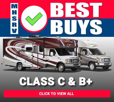 Best Buys Class C & B+