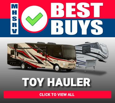 Best Buys Toy Hauler