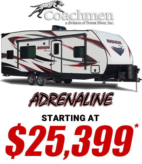 Coachmen Adrenaline