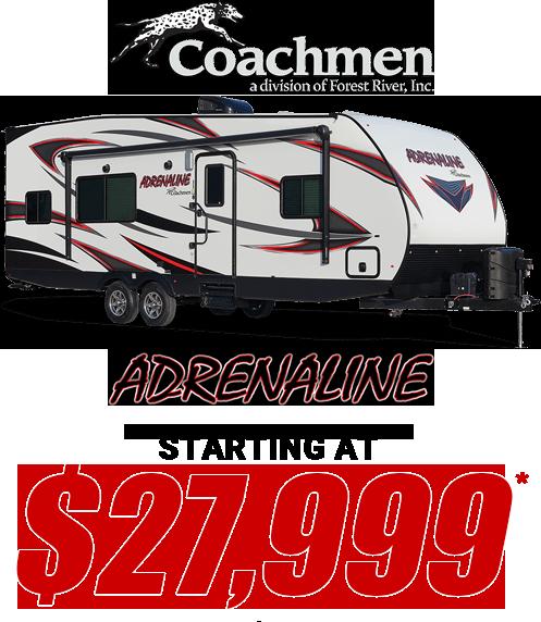 Coachmen Adrenaline