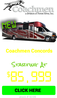 Cyber Specials Coachmen Concords