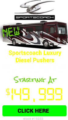 Cyber Specials Sportscoach Luxury Diesel Pushers
