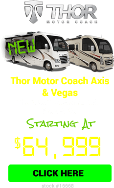 Cyber Specials Thor Motor Coach Axis & Vegas