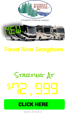 Cyber Specials Forest River Georgetown