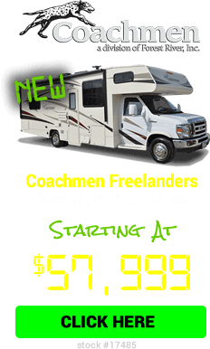 Cyber Specials Coachmen Freelanders