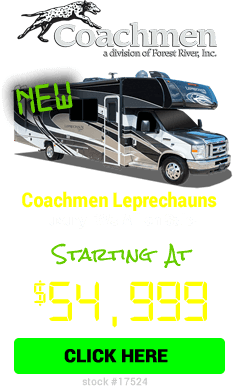 Cyber Specials Coachmen Leprechauns