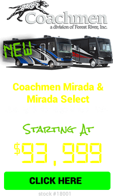 Cyber Specials Coachmen Mirada & Mirada Select