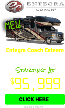 Cyber Specials Entegra Coach Esteem