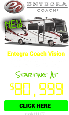 Cyber Specials Entegra Coach Vision