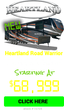 Cyber Specials Heartland Road Warrior