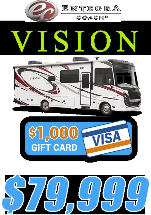Entegra Vision Giftcard