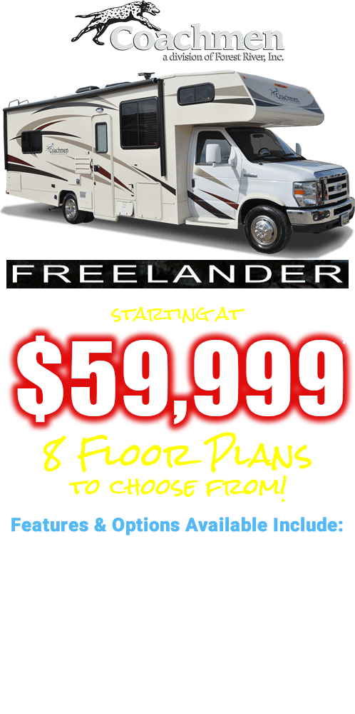 2019 Coachmen Freelander