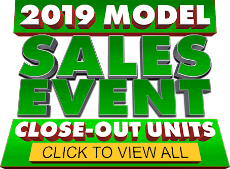 2019 Model Sales Event Close-out