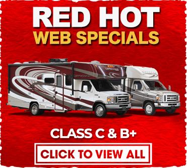 Red Hot Web Specials Class C & B+