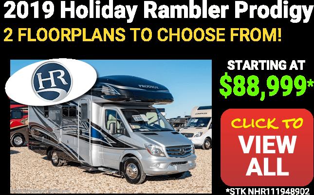 Sidebar MHSRVs Spotlight 11 Holiday Rambler Prodigy