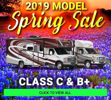 Spring 2019 Models Class C & B+