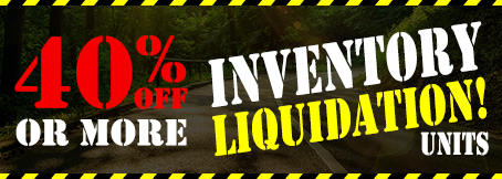 40% Off or More Inventory Liquidation Uhits