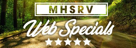 Homepage - Web Specials